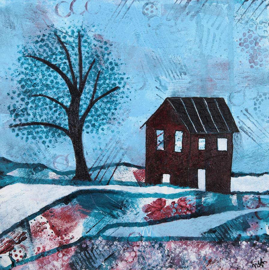 Great News! My paintings are part of the 2017 Kawartha Lakes Studio Tour!