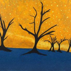 Twilight in the Desert – Sold – Image #40473