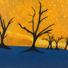 Twilight in the Desert – Sold – Image #40473